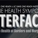 One Health Symposium: Interfaces promotion poster
